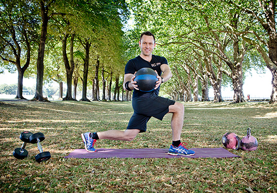 Personal fitness system london